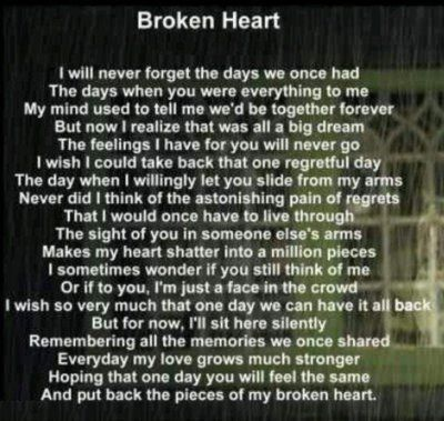Something I Always Carried Around With Me For A Long Time Broken Heart Broken Heart Quotes Broken Heart Quotes Images