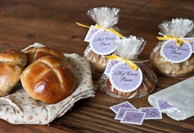 Hot cross buns homemade recipes and doughnut muffins hot cross buns easter ideaseaster recipeshomemade food giftshot negle Gallery