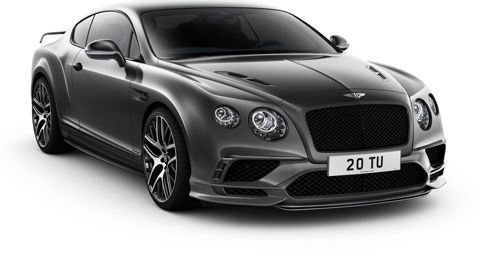 LÁI THỬ BENTLEY CONTINENTAL SUPERSPORTS 2017
