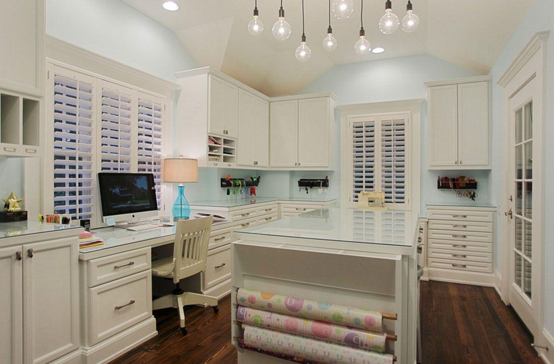 34++ Home office craft room design ideas info