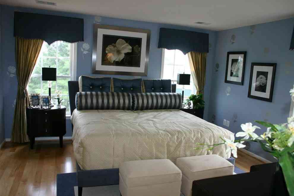 Attirant Wall Decor Ideas For Master Bedroom