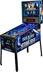 Stern Pinball Star Trek Pro Arcade Pinball Machine ...