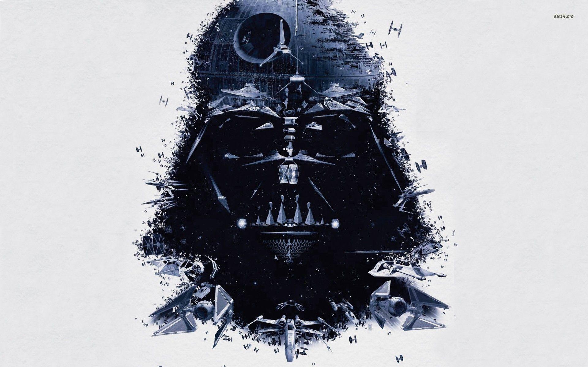Darth Vader Hd Wallpaper Google Kereses With Images Star Wars Wallpaper Star Wars Illustration Star Wars Art