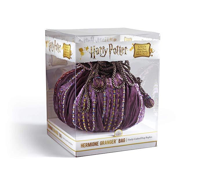 Amazon Com The Noble Collection Hermione Granger Replica De Bolso Toys Games Harry Potter Shop Harry Potter Accessories Harry Potter Props