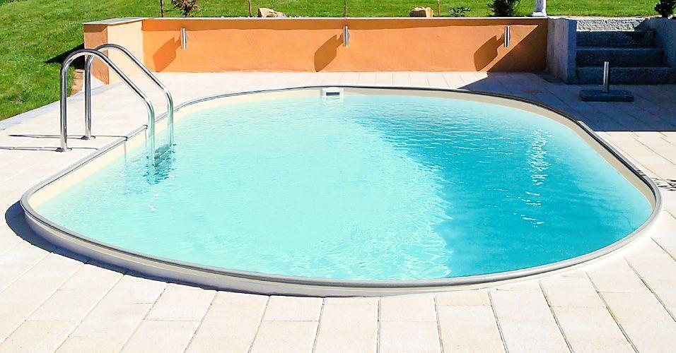 Ovalpool In 2020 Ovaler Pool Pool Ovalpool