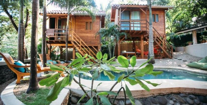 Beach Bungalows Costa Rica Google Search