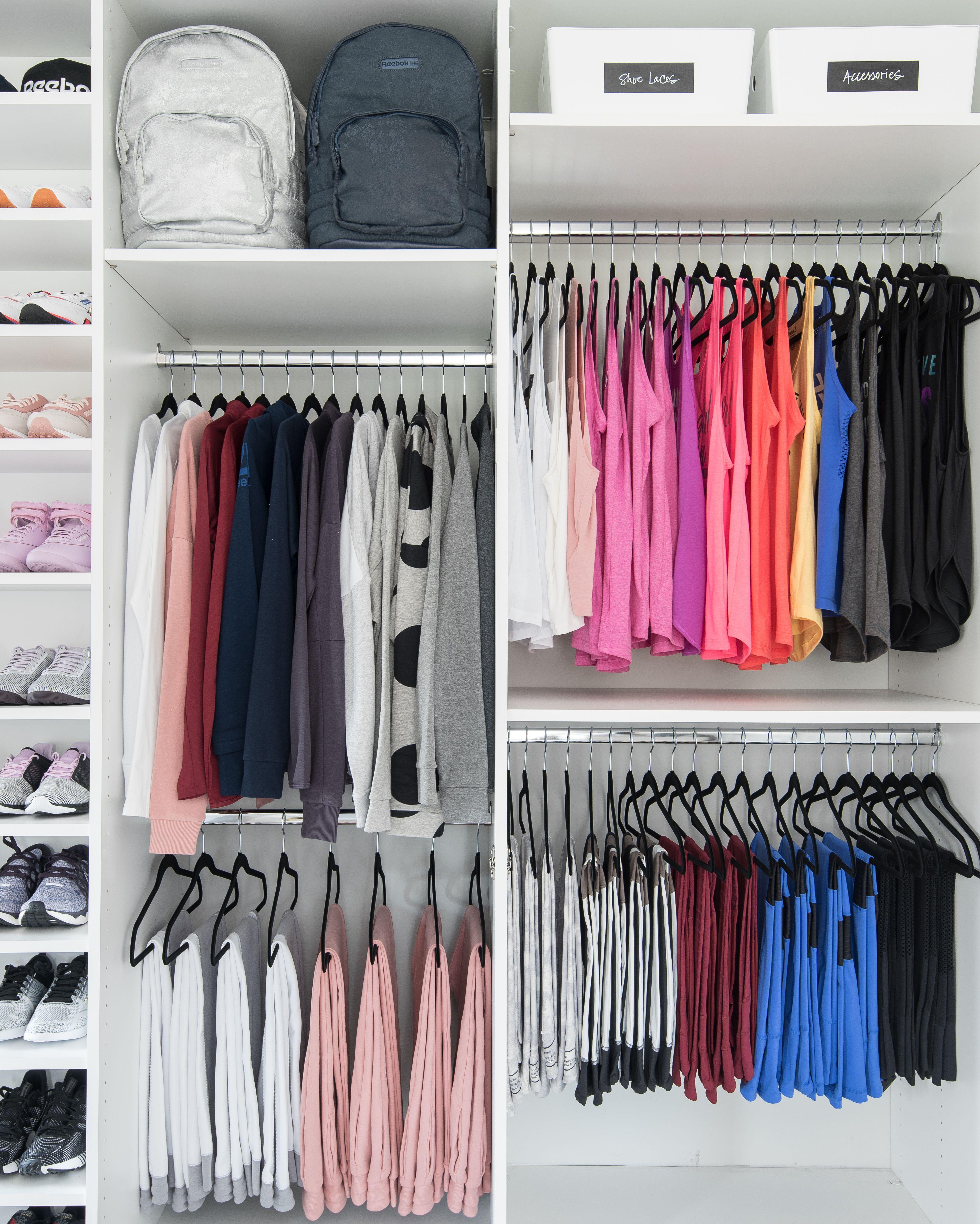 Pin On Neat Closets
