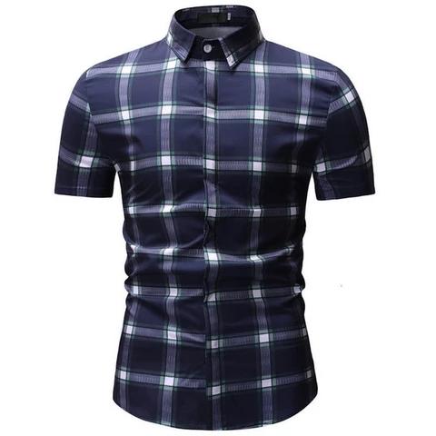 Chemise Home Short Sleeve Shirts