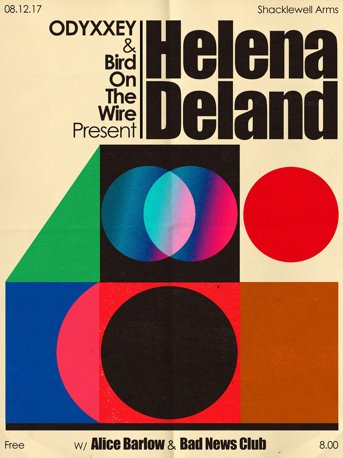 Posters by Designer Aaron Lowell Denton | Papers | Design, Community