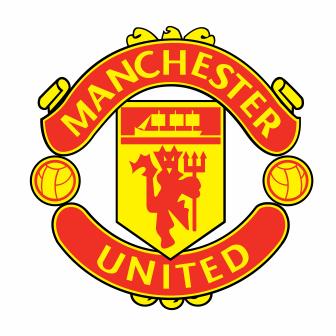 Cdr Manchester United Logo Vektor Png 336 336 Sepak Bola Old Trafford Manchester United