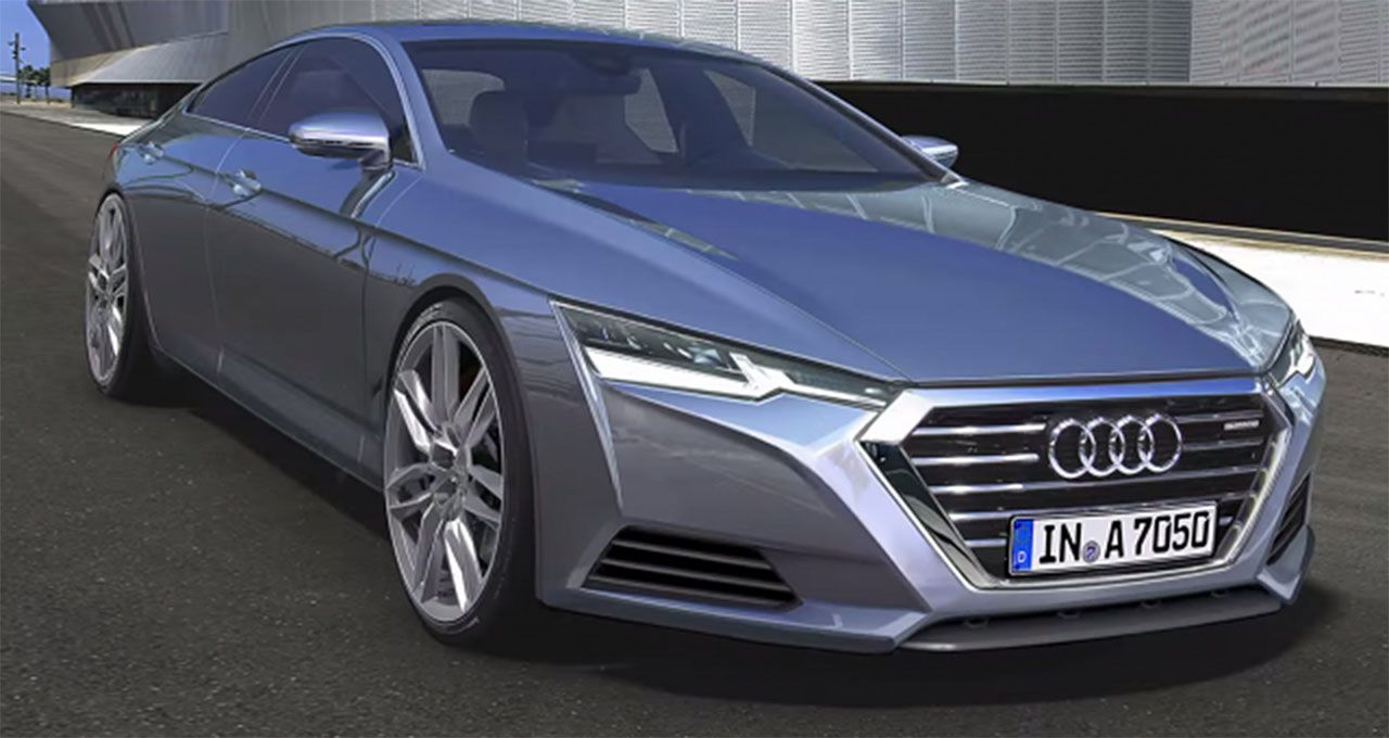 2017 Audi A7 Redesign Http Www Carbrandsnews