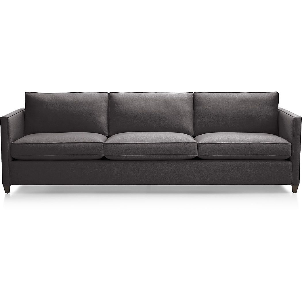 Shop Dryden 3 Seat 103 Quot Grande Sofa For A Bit Of Sparkle And