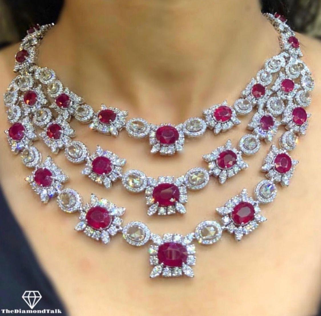 44+ Wedding beautiful diamond necklace ideas in 2021