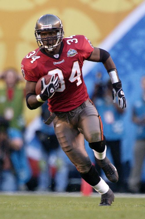 81fd8095f Dexter Jackson   34 Tampa Bay Buccaneers SS College Florida State ...