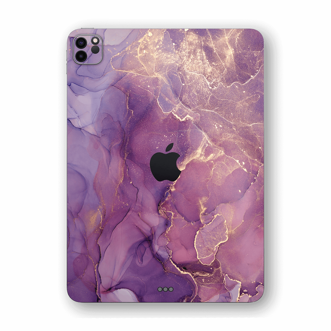 iPad PRO 11 (2020) SIGNATURE AGATE GEODE Purple-Gold Skin - AGATE GEODE Purple-Gold: 28 / NO