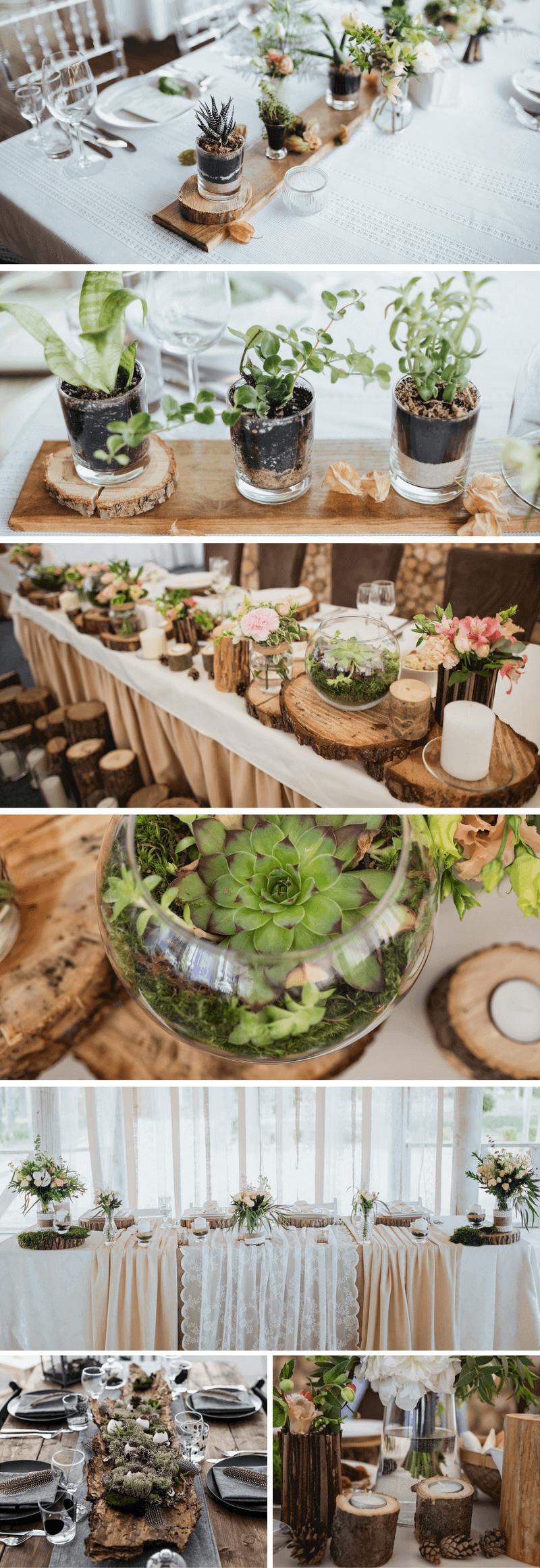 35 ideas para una decoración rústica de madera para boda – caja de boda