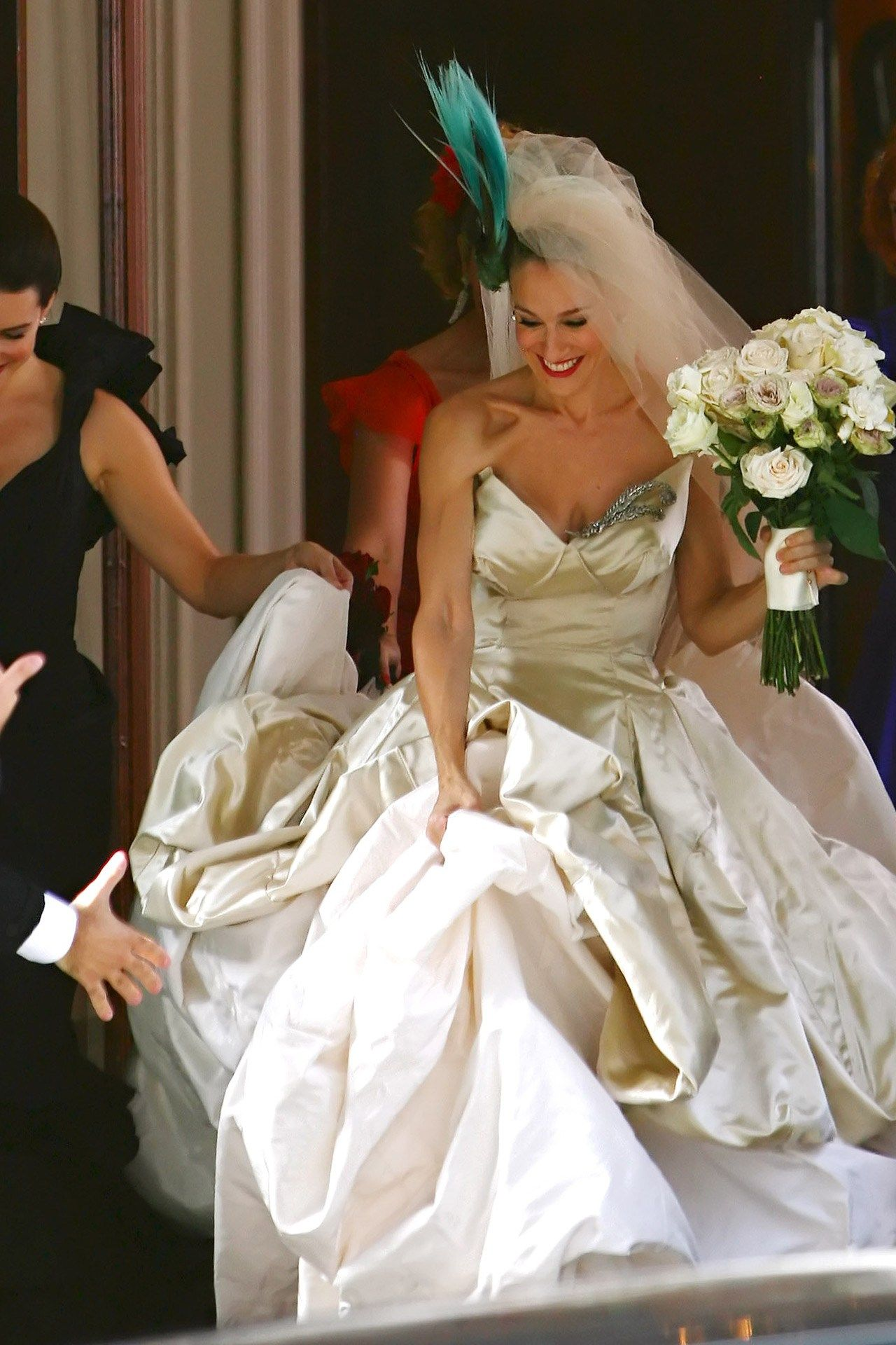 Sjp Launches Wedding Shoes Wedding Dresses Parisian Wedding Wedding