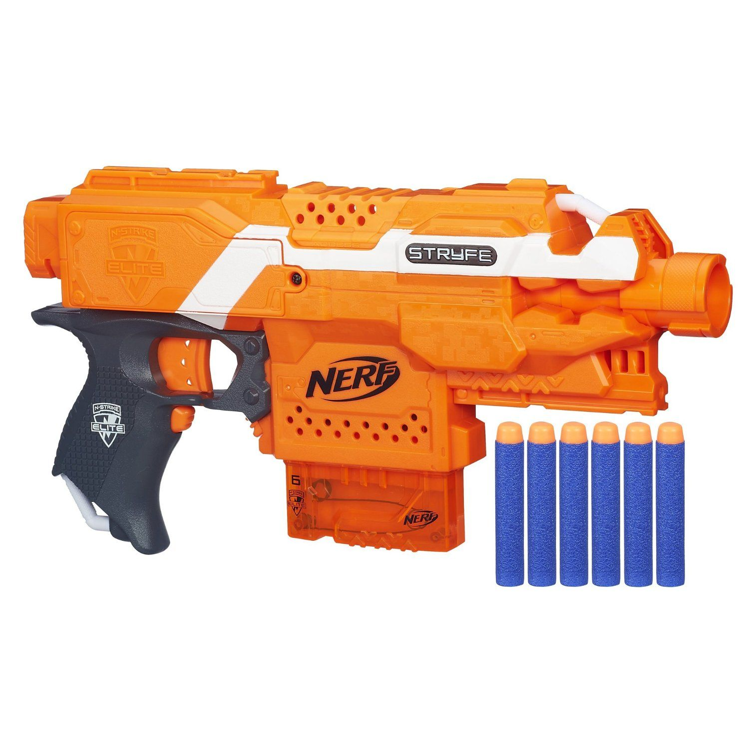 Black Friday 2014 Nerf N Strike Elite Stryfe Blaster Colors may Vary from Nerf Cyber Monday Black Friday specials on the season most wanted Christmas