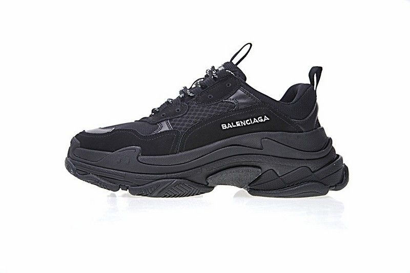 6157ef7e29b5 Balenciaga Triple S 17FW Ash Grey Wolf Grey 2018 Fall Winter ...