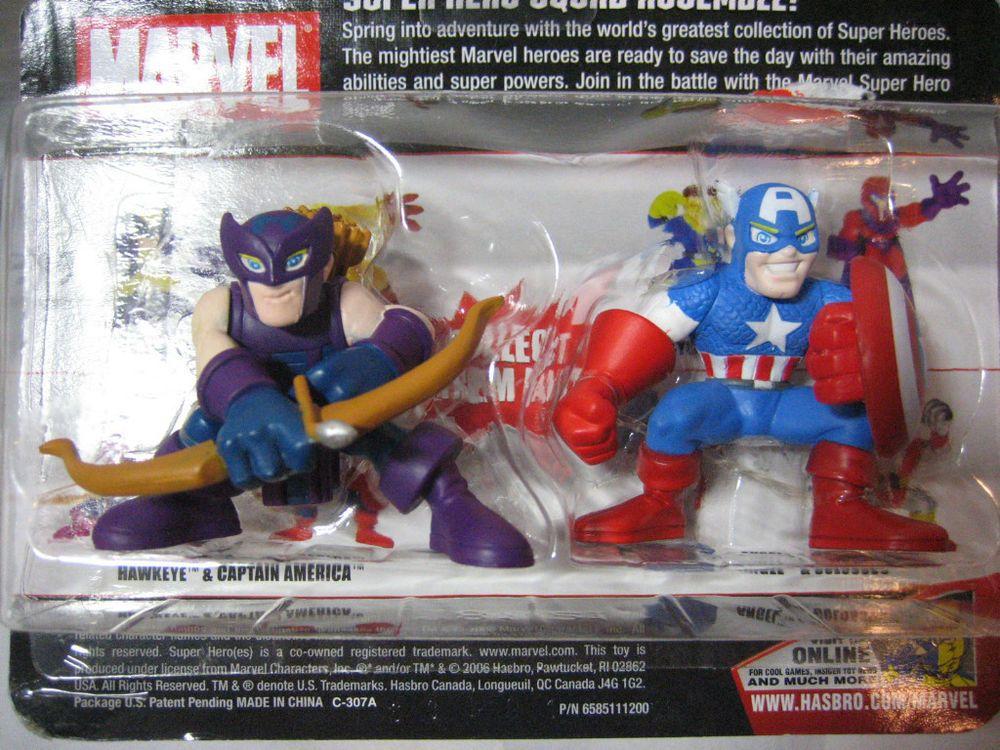 Marvel Super Hero Squad Rhino Spider-man Hasbro Action Figure 2006