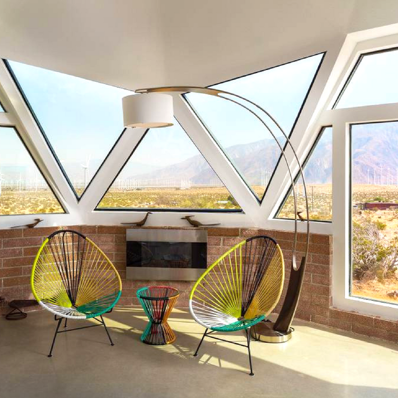 Live Large With These Luxury Airbnb's In Palm Springs