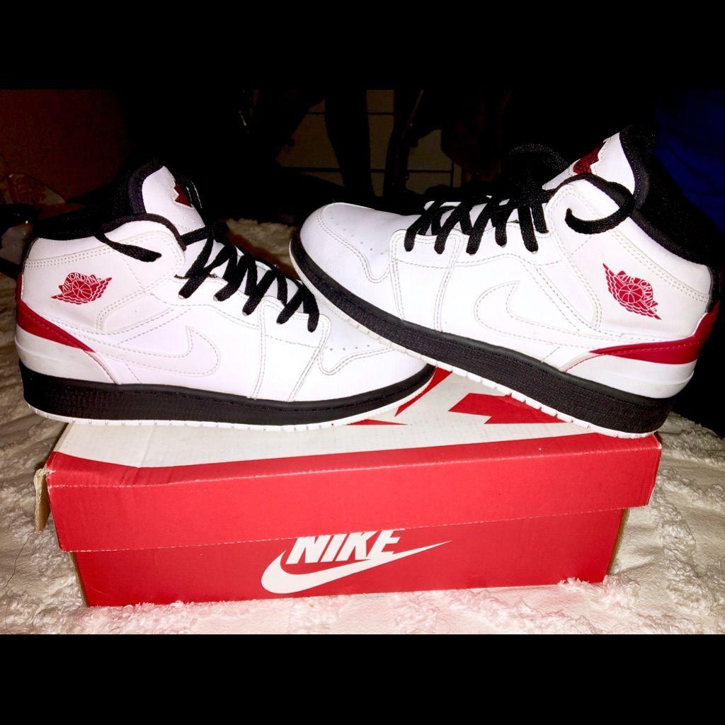Jordan Shoes   Air Jordan 1 Retro 86 Whitegym Red Black