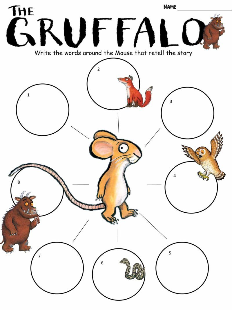 The Gruffalo Lesson Pack Powerpoint And 10 Worksheets Mash Ie Kindergarten Worksheets Math Coloring Worksheets Animals That Hibernate [ 1067 x 800 Pixel ]