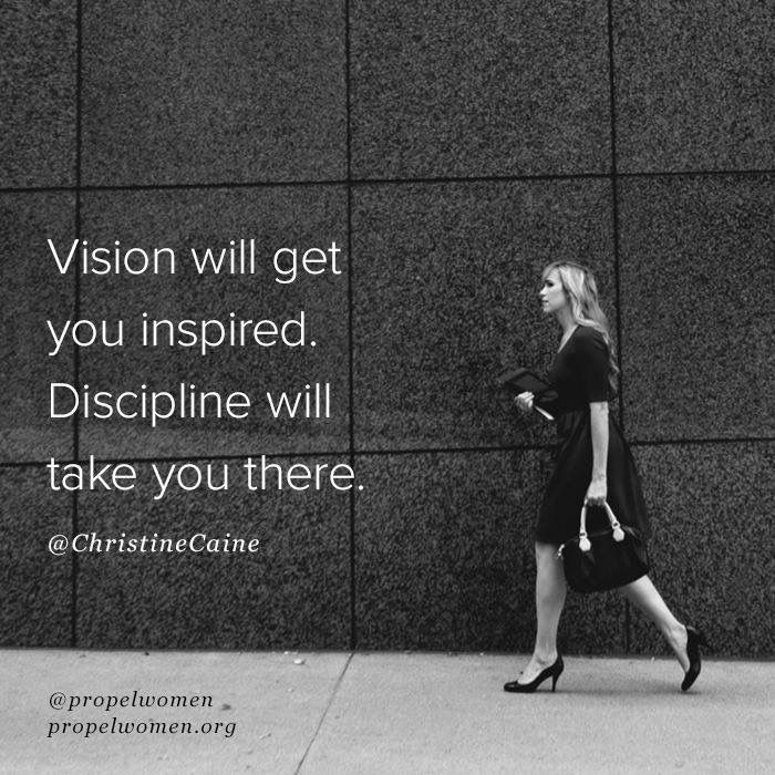 Vision Will Get You Inspired .  .  .