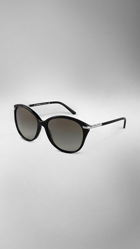 73c9b5332f11 Burberry Cat-Eye Sunglasses | Fabulous sunglasses | Sunglasses ...