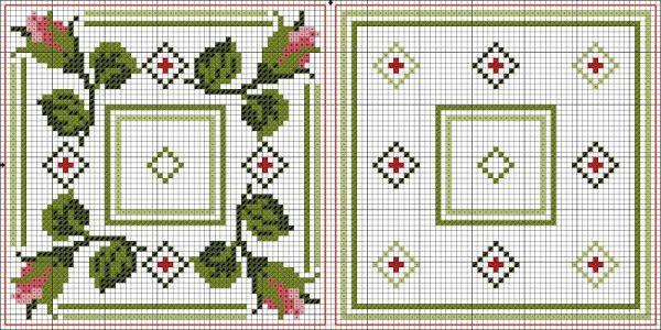 Картинка   Biscornu Cross Stitch collection   Вышивка совы ...