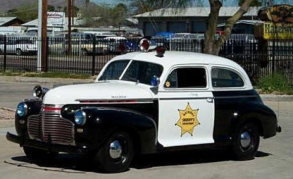 Old Cop Cars For Sale In Iowa