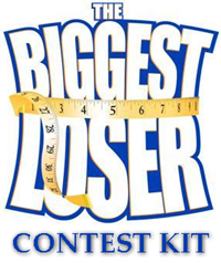 start a biggest loser contest at work this kit gives you all the