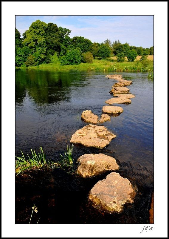 The River Shannon ~ the longest in Ireland