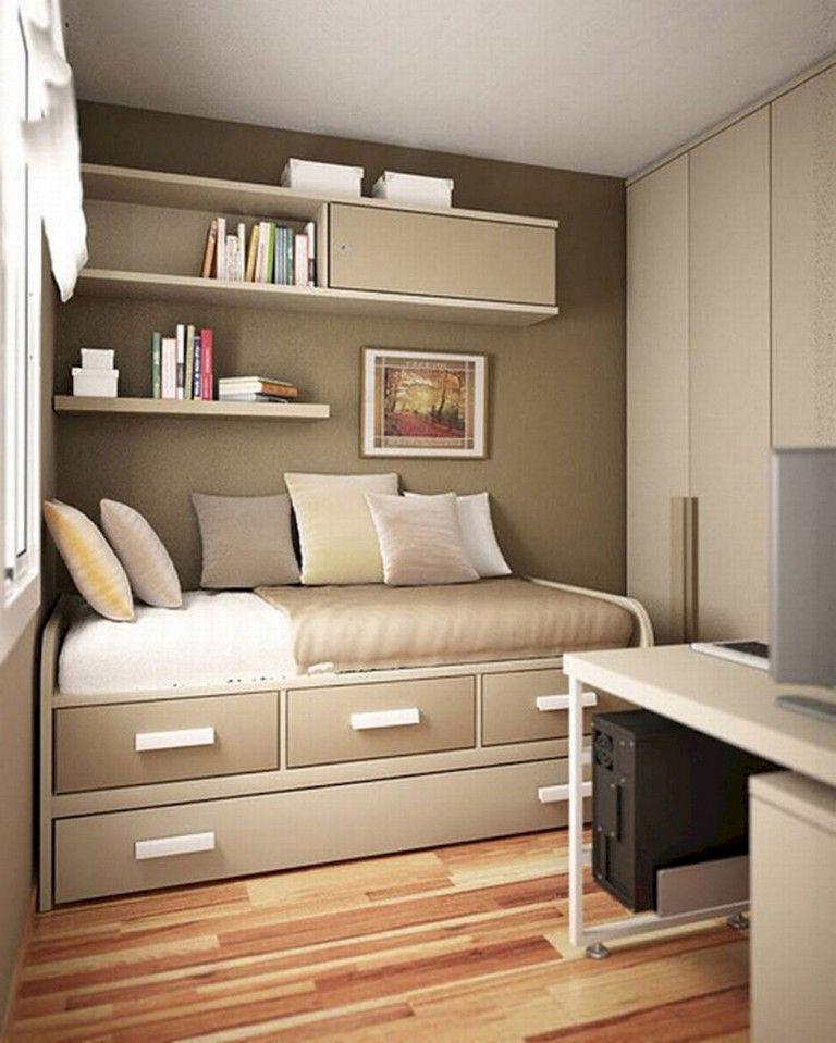 70 Inspiring Under Bed Storage Ideas