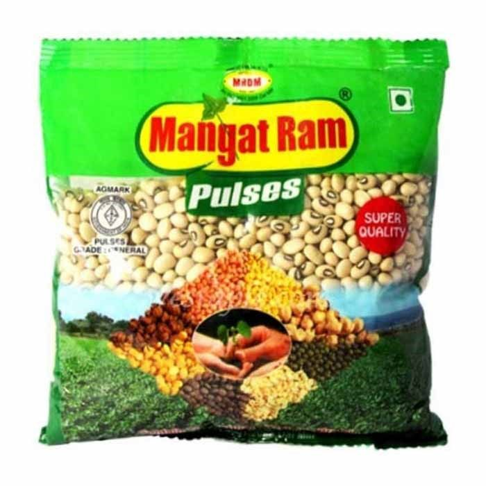 Shop for  #Mangat Ram Safed #Lobiya #Pulses Buy Online in Delhi, Noida, Ghaziabad, NCR at Best Price Rs.49/- Only