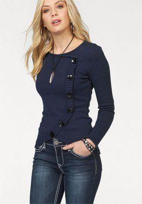 Pullover für Damen kaufen | Pullover, Outfit, Kleidung