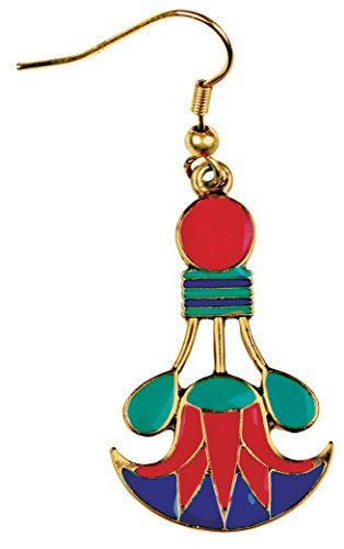 Cleopatra Lotus Earrings - Collectible Dangle Jewelry Acc... https://www.amazon.com/dp/B001S5KHGS/ref=cm_sw_r_pi_dp_x_WmcXybPC9FV3J