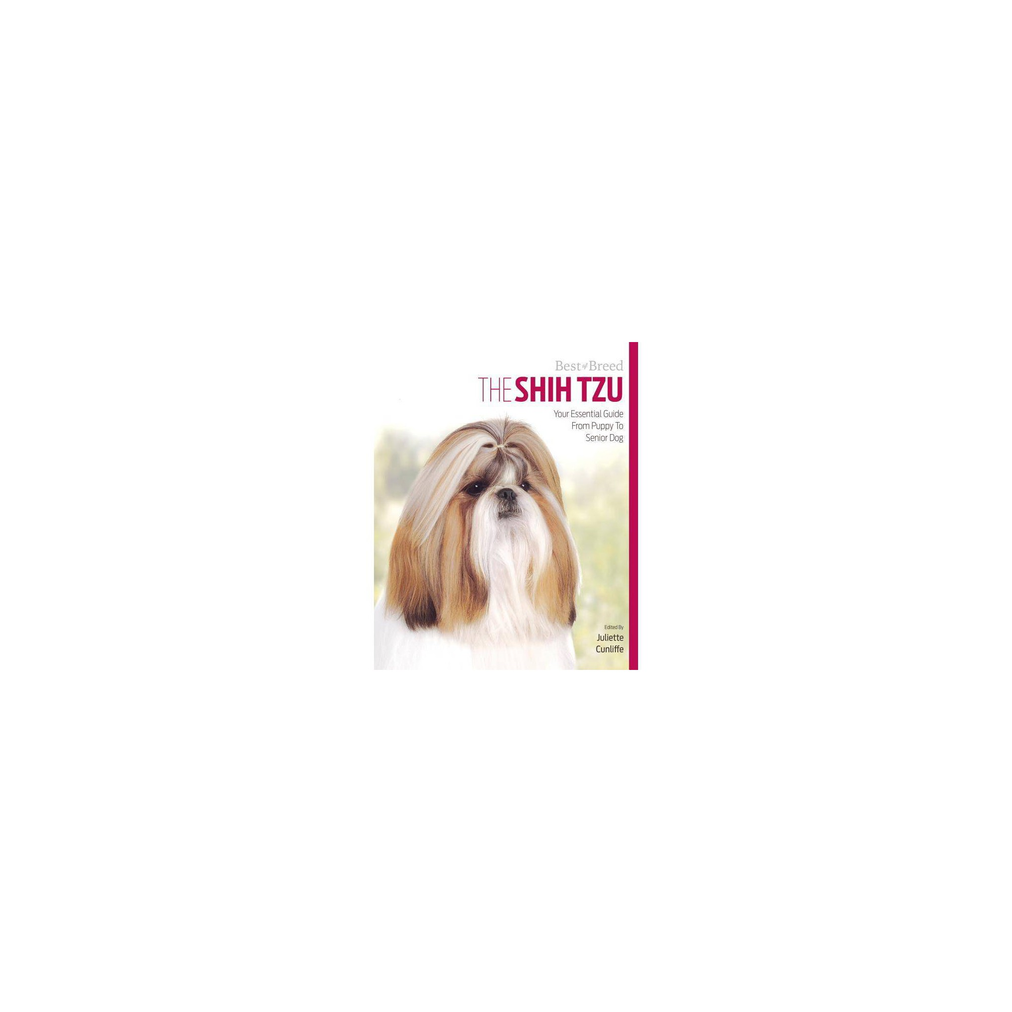The Shih Tzu Best Of Breed By Judith Gregory Paperback