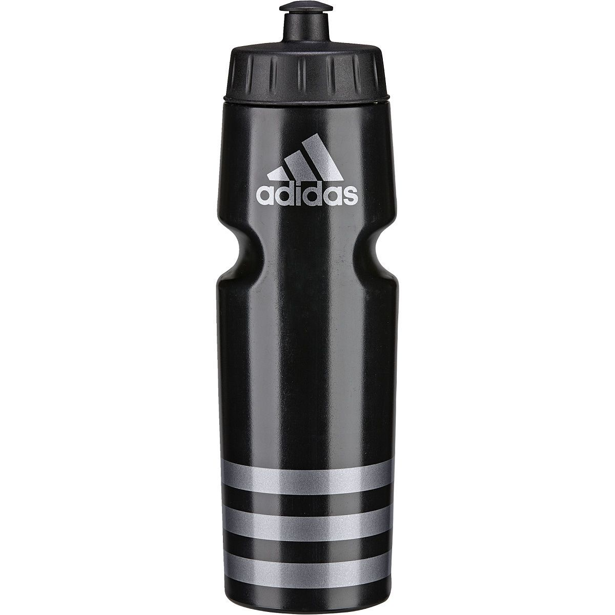 Adidas Adidas Performance Bottle in Black/Silver Sports