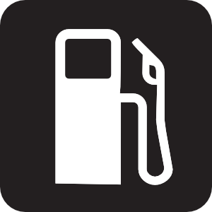 16+ Gas station clipart black and white information