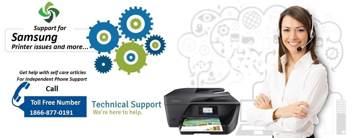 Get samsung printer tech support through call pc expert