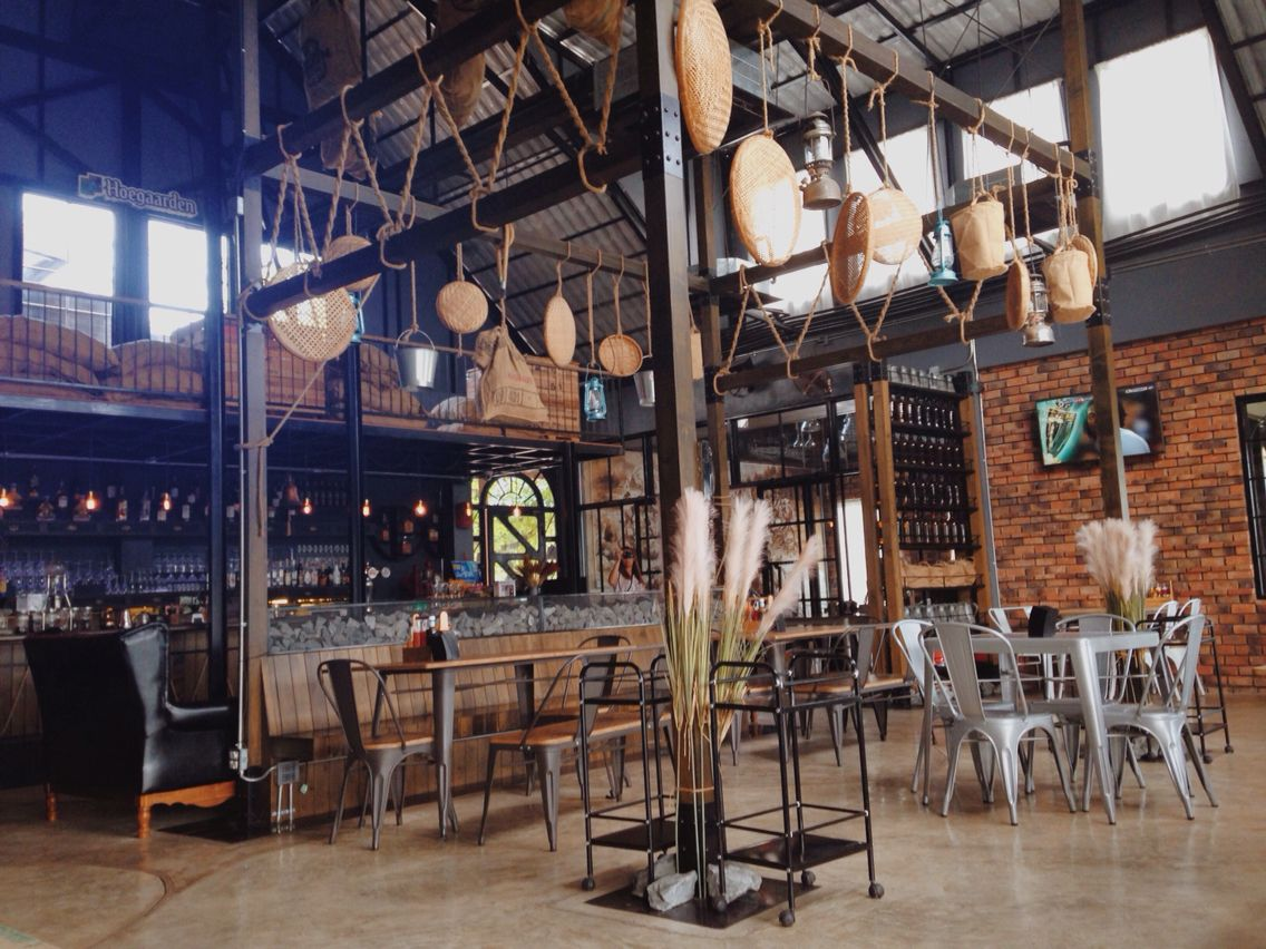 Koff House Cafe And Eatery In Thailand Chanthaburi