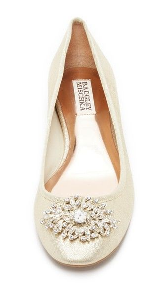 For the bride who values comfort!