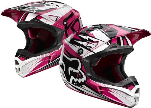 Pin By Kayla Taylor On Awesomeness Motocross Helmets Motocross Fox Racing