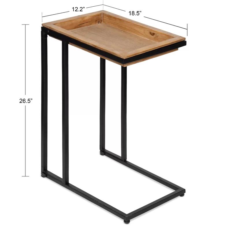 Ironton Sofa C Tray Table Em 2020 Com Imagens Ideia Moveis