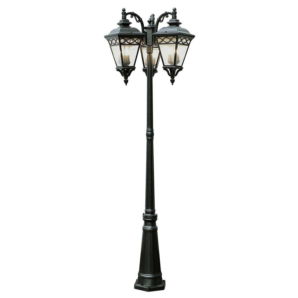 50518 bk trans globe lighting 50518 bk 9 light pole lantern in 50518 bk trans globe lighting 50518 bk 9 light pole lantern in black goinglighting aloadofball Gallery