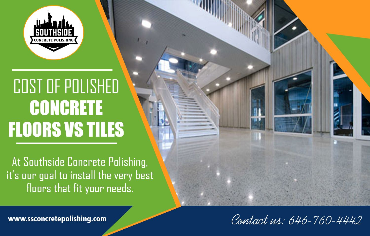 Cost Of Polished Concrete Floors Vs Tiles Concrete