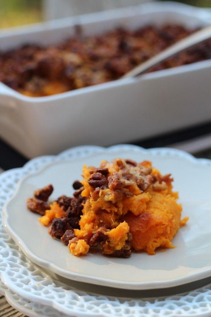 Sweet Potato Souffle {Better for You!} | Sweet potato ...