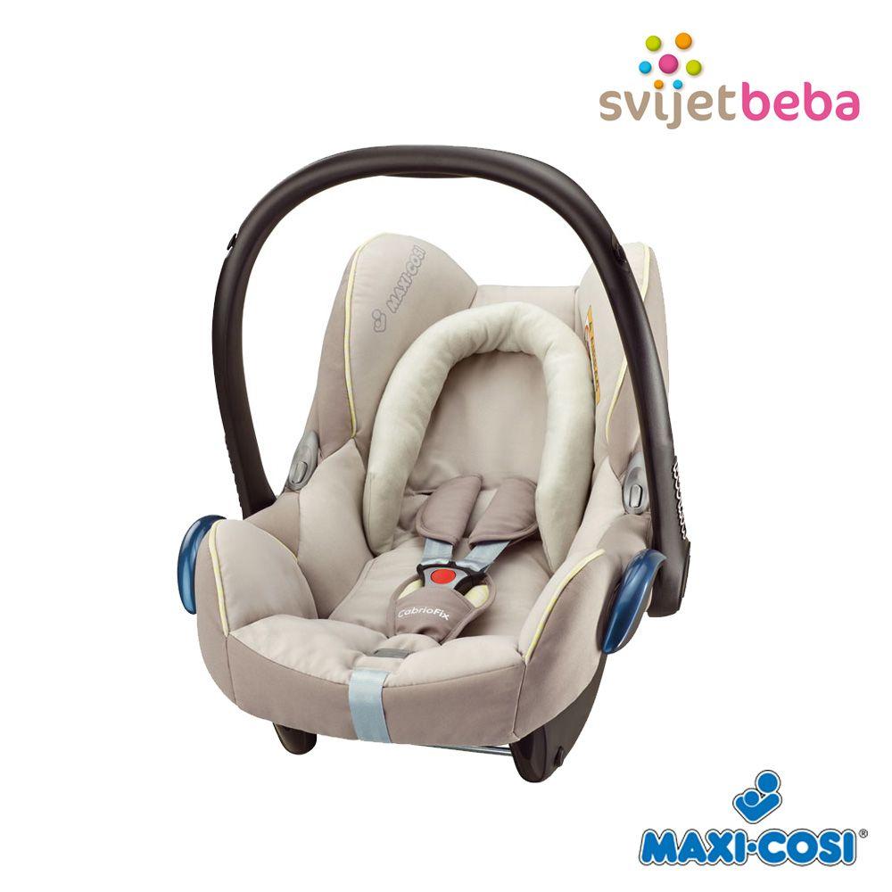 Maxi Cosi Autosjedalice Cabriofix 0 13kg Svijet Beba Baby Car Seats Car Seats Baby Car