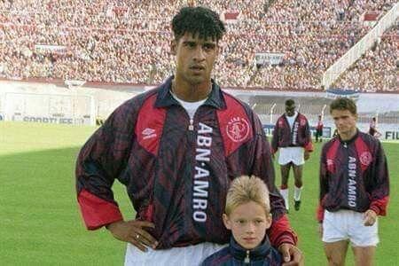 Rijkaard en Sneijder